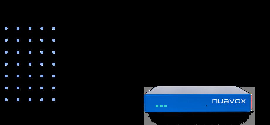 nuavox adapters